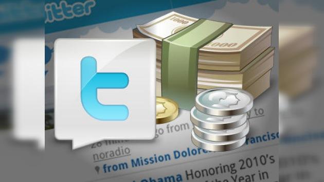 Twitter podría apuntarse al negocio de la publicidad