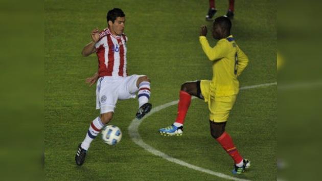 Paraguay y Ecuador empataron a cero en la Copa América