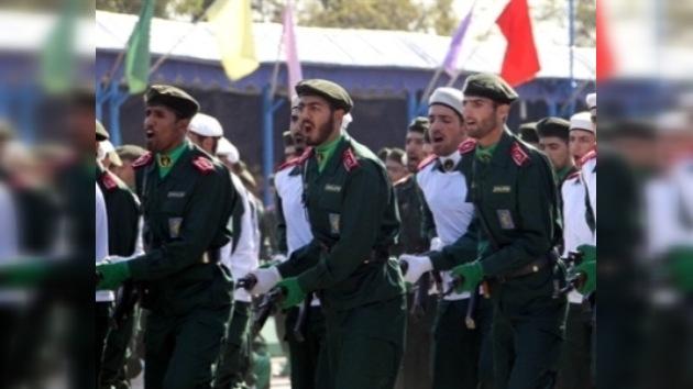 Una explosión en un desfile militar iraní acaba con la vida de 10 personas