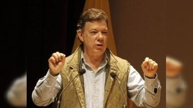 El Ejecutivo colombiano no dialogará con 'Timochenko'