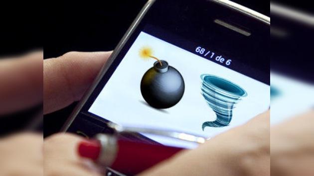En EE. UU. alertarán por celular sobre amenazas