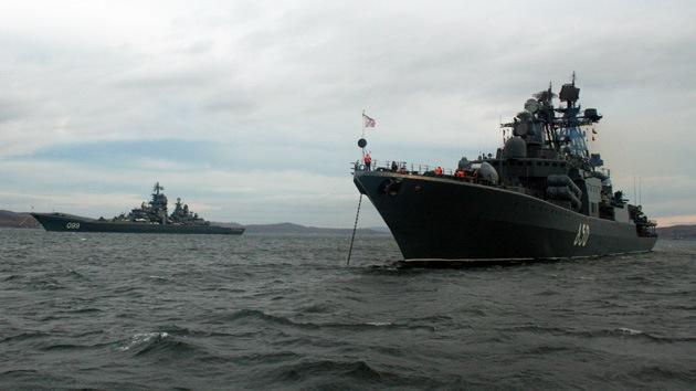 Rusia no permitirá inspecciones de sus buques con rumbo a Siria