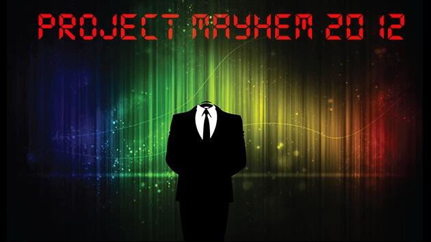 Anonymous le declara la guerra a la corrupción mundial