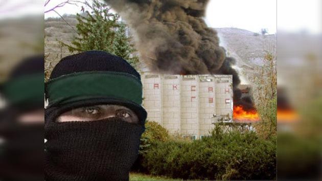 Dos muertos y central eléctrica detenida tras ataque terrorista en Cáucaso