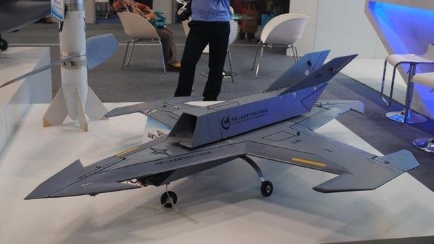 China comenzó a desarrollar los 'drones' del futuro, inspirados en 'Star Wars'