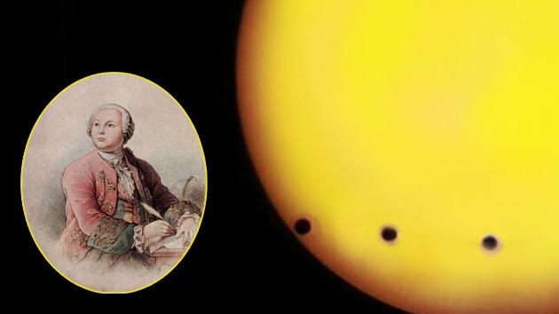 El 'paseo' de Venus ante el Sol permitirá encontrar vida en planetas lejanos