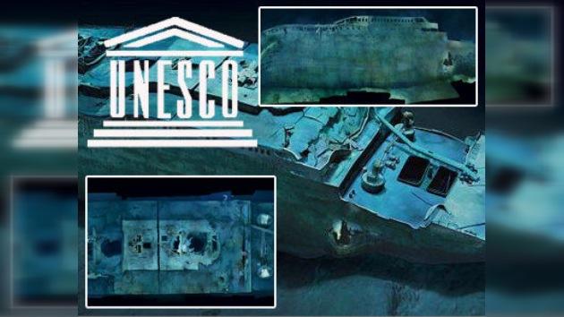 La UNESCO asume la protección del Titanic y mantendrá a raya a los cazatesoros