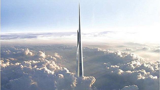 Fotos, video: Arabia Saudita construye el rascacielos más alto del mundo