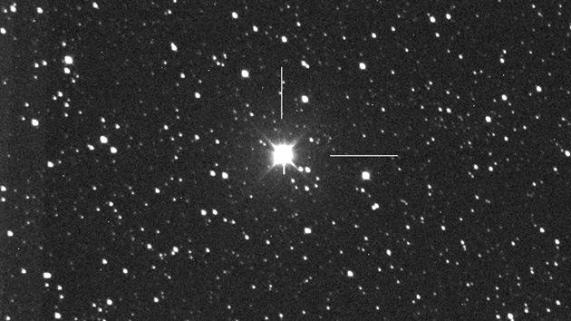 Estrella recién nacida 'saca brillo' al cosmos