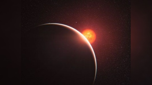 Los astrónomos examinan la atmósfera de un planeta potencialmente habitable