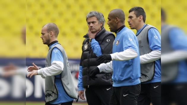 Mourinho ya no sabe cómo jugar contra el CSKA