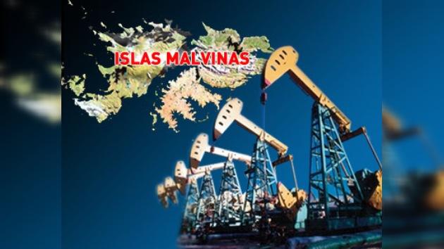 Los británicos hallan crudo en las Islas Malvinas