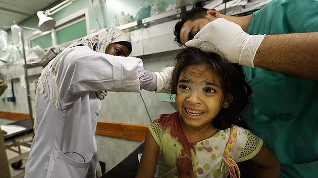 Maduro: Traeremos a Venezuela a niños heridos y huérfanos palestinos