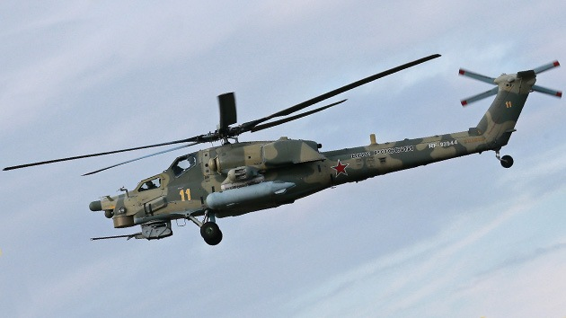 El nuevo helicóptero de combate Mi-28 contará con armas y guiado de alta precisión