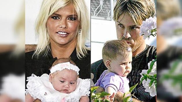 Desheredada la hija de la 'playmate' Ana Nicole Smith