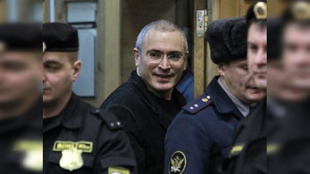 Jodorkovski ha sido condenado a 14 años de cárcel