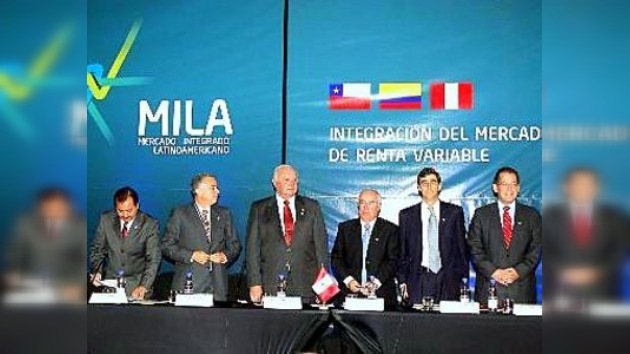 Colombia, Chile y Perú: debuta el mayor mercado accionario unificado de América Latina