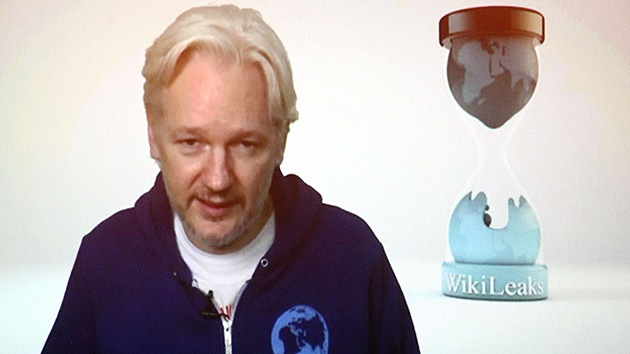 "'The Washington Post': ""No hay cargos oficiales contra Julian Assange en EE.UU."""