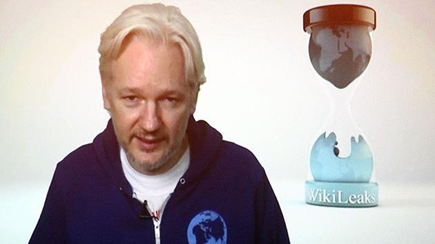 """'The Washington Post': """"No hay cargos oficiales contra Julian Assange en EE.UU."""""""
