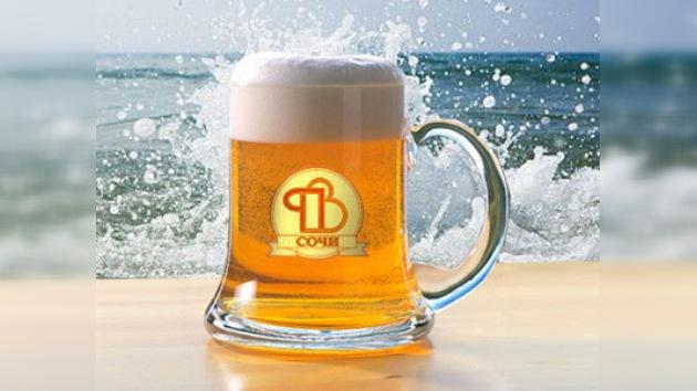 En Sochi corren los ríos de cerveza