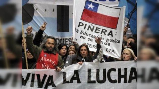 Los estudiantes chilenos, a la espera de una reforma educativa