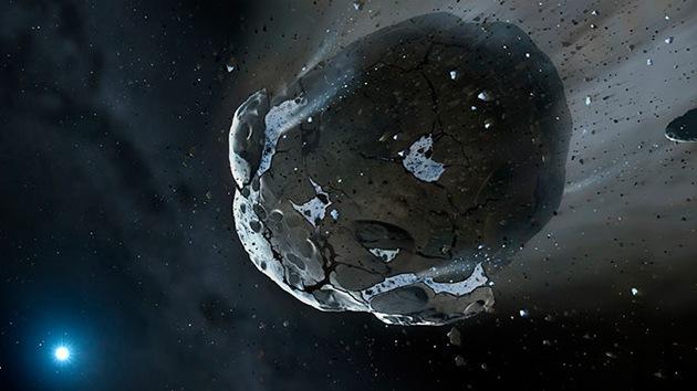 """Científicos rusos: """"Los asteroides deben ser colonizados o usados como transporte"""""""