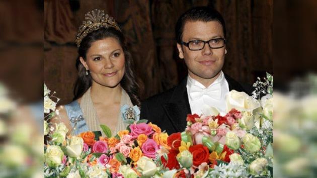 La boda de la princesa Victoria de Suecia se cubrirá de flores colombianas