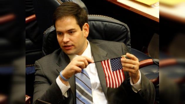 Candidatos a senador de Florida se reúnen con cubanos