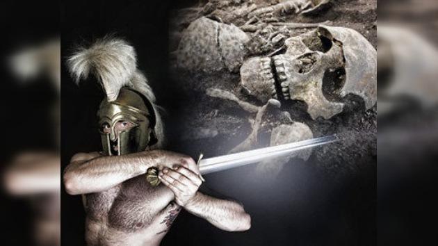Сementerio de gladiadores descubierto en el norte de Inglaterra