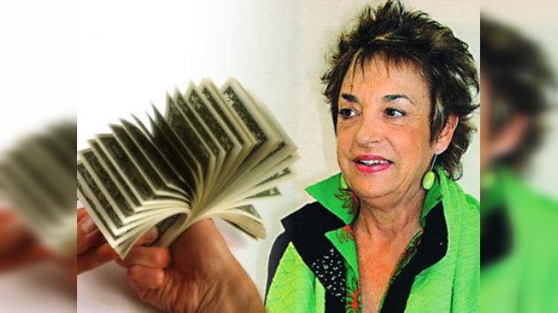 La española Rosalía Mera, la cuarta mujer más rica del mundo