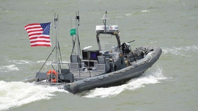 VIDEO: Armada de EE.UU. incorporará lanchas con intelecto artificial dentro de un año