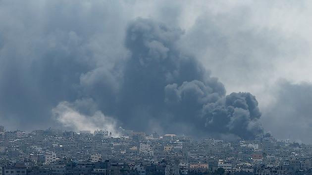 Minuto a minuto: Israel invade la Franja de Gaza