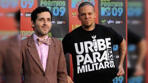 Obama no da permiso a Calle 13 para viajar a Cuba