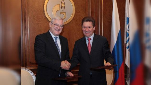 Gazprom y Shell firman un Protocolo sobre la Cooperación Estratégica Global