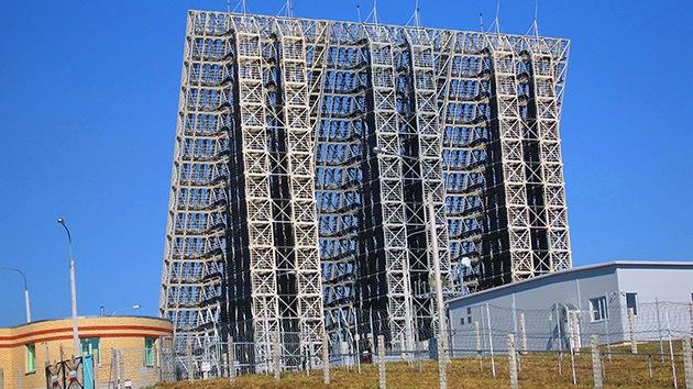Rusia despliega radares de alerta temprana de nueva generación en sus fronteras