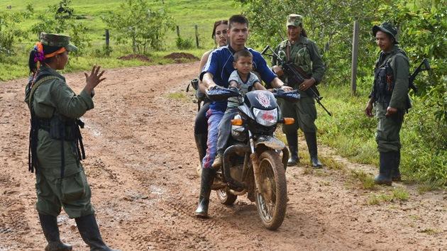 Las FARC cuentan con un 'plan B' si el proceso de paz llega a fallar