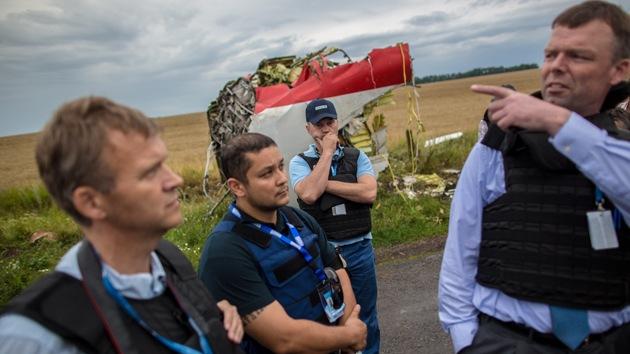 """Rusia: """"La falta de acuerdo entre las partes del conflicto dificulta la investigación del MH17"""""""