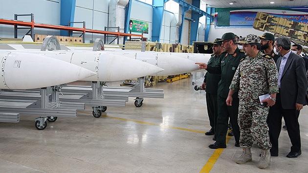 Irán inicia la producción en serie de nuevos misiles tierra-aire