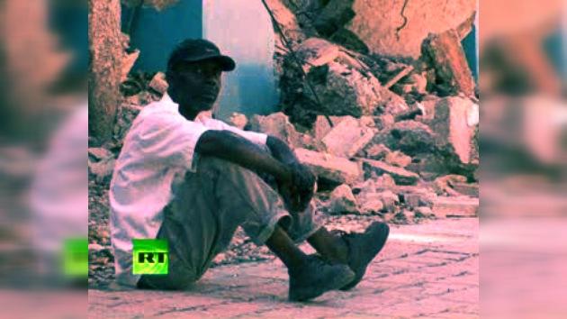 HAITÍ : CRÓNICA INFERNAL