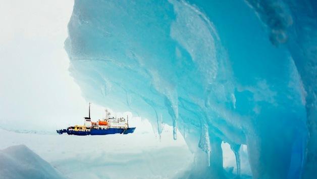 Un rompehielos de EE.UU. acude al rescate del barco ruso y  otro chino atrapados en la Antártida