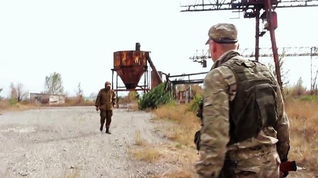 Donbass: A muchos de los enterrados en fosas les dispararon en la cabeza a corta distancia