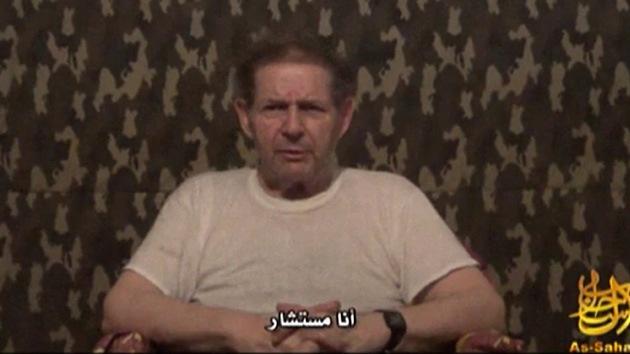 """Profesor raptado por Al Qaeda: """"Totalmente abandonado y olvidado por EE.UU."""""""