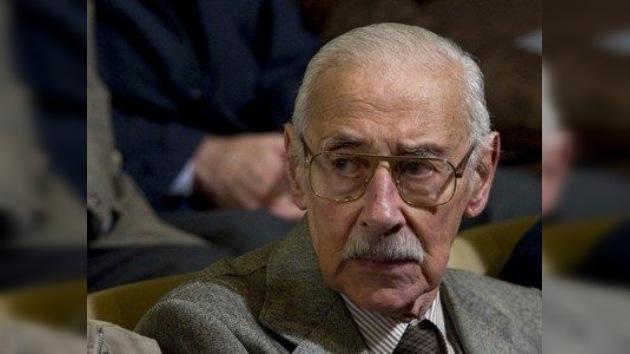 Videla admite por primera vez los crímenes de la dictadura