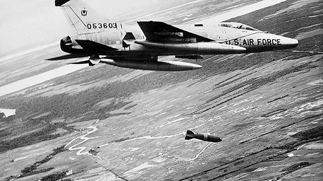 Los pretextos más dudosos que ha utilizado EE.UU. para lanzar una guerra