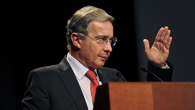 """Uribe reconoce que """"le faltó tiempo"""" para intervenir militarmente a Venezuela"""