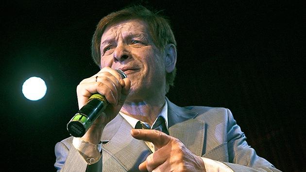 Un cantante ruso de la época de la URSS conquista YouTube