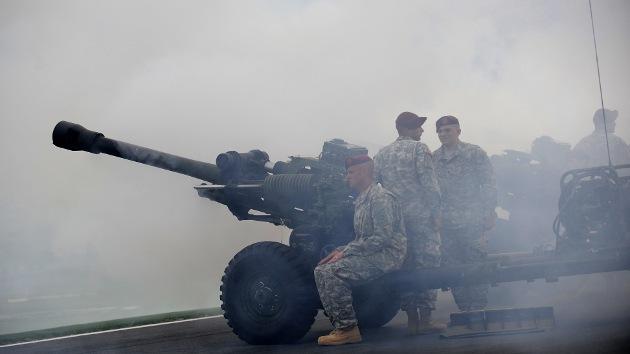 Expertos: El dominio militar de EE.UU. está cayendo