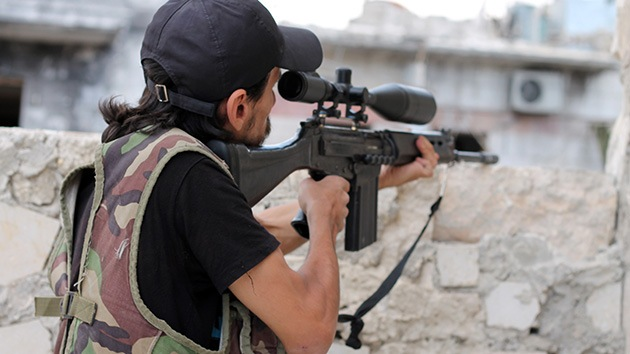 """""""Siria está invadida por grupos que tienen vínculos con la CIA"""""""