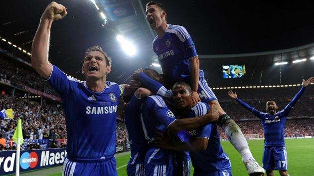 Chelsea, campeón de Europa por penales