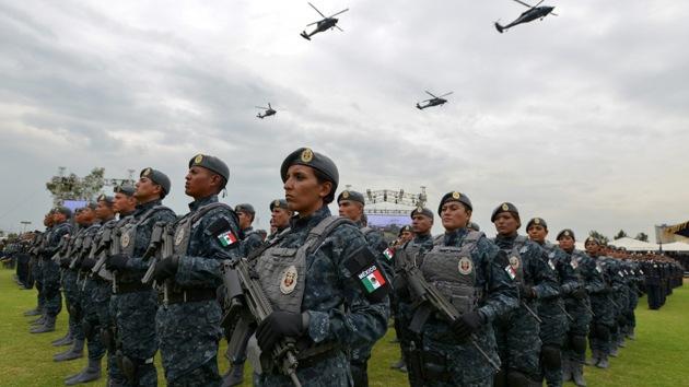 El gendarme, ¿el nuevo rostro de México?
